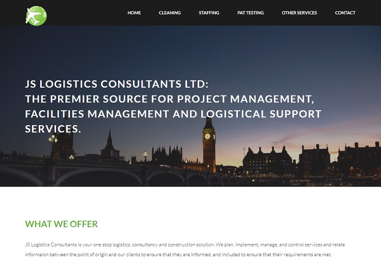 JS Logistics Consultants Ltd. - UK